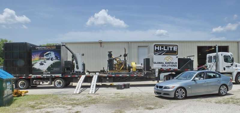 Mobile Welding Aluminum Tractor Trailer Tank Repair